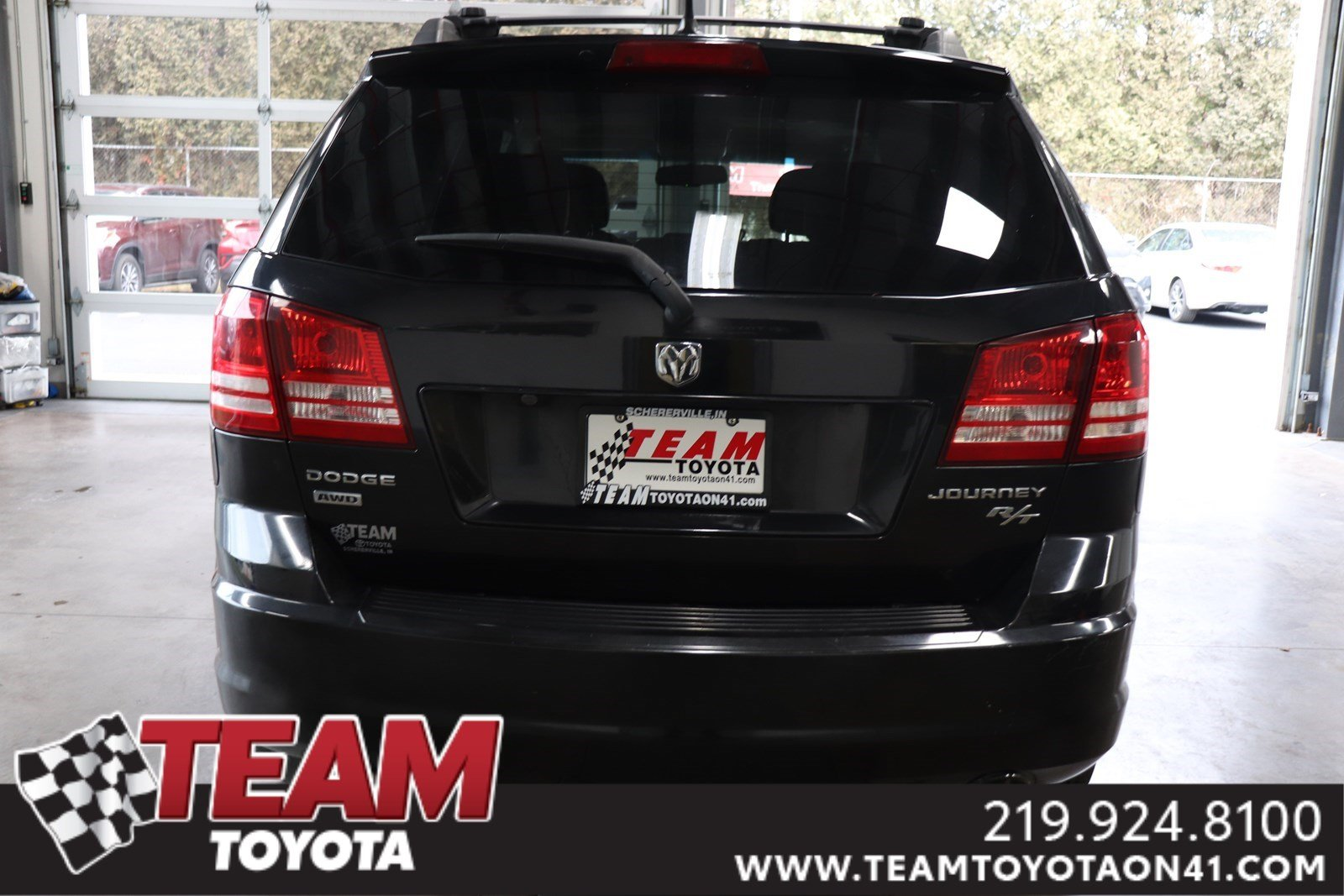 Pre-Owned 2010 Dodge Journey R/T