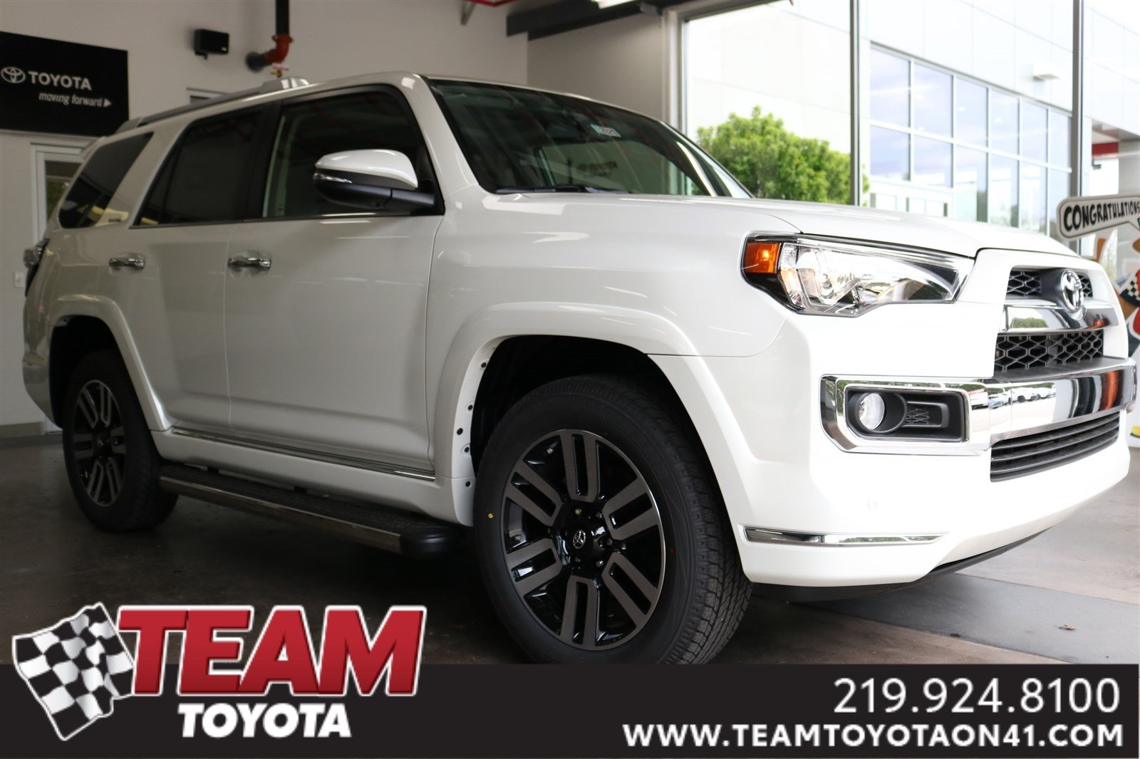 New 2019 Toyota 4runner Limited Sport Utility In Schererville 2021