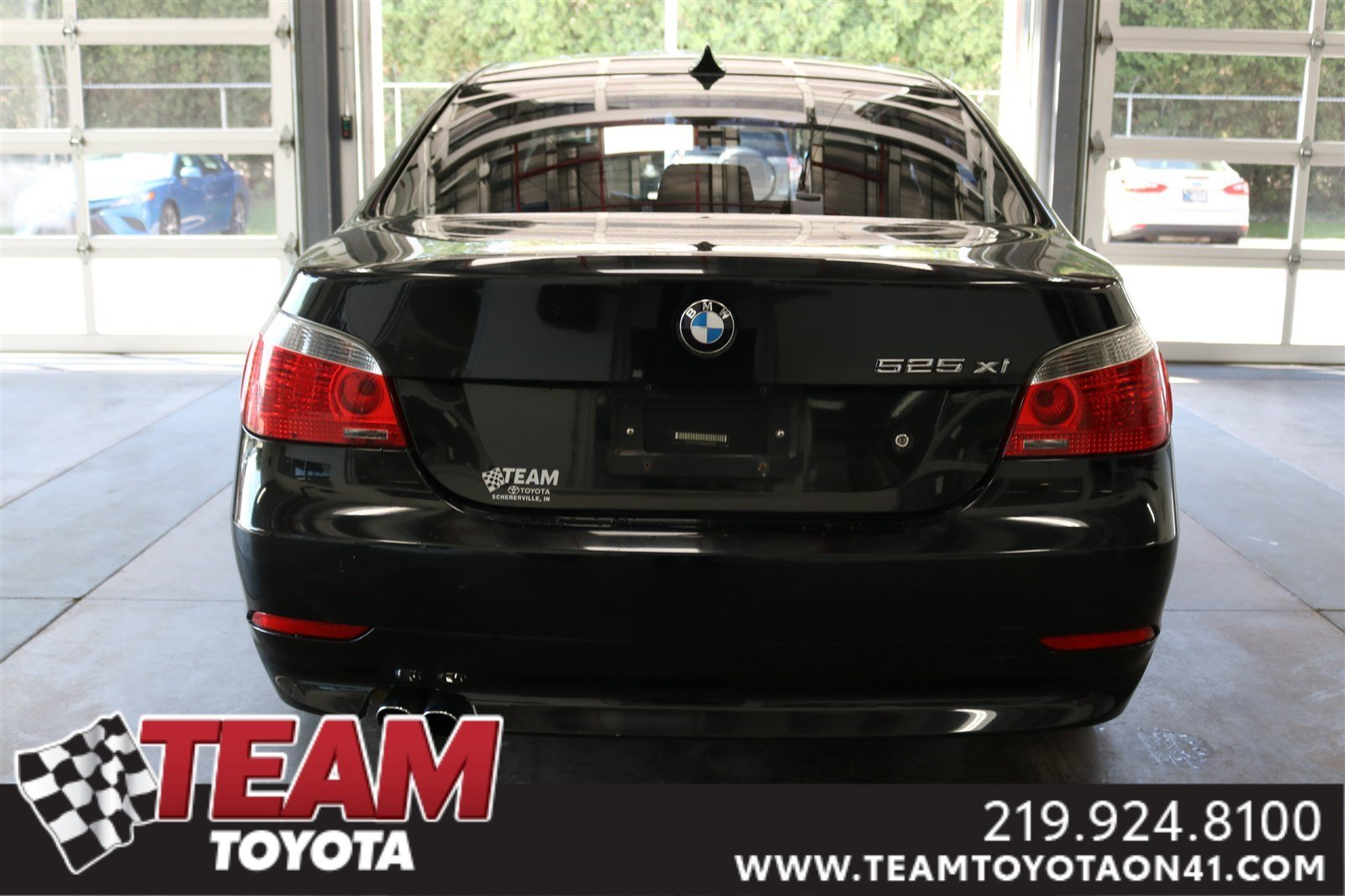 Pre-Owned 2006 BMW 5 Series 525xi