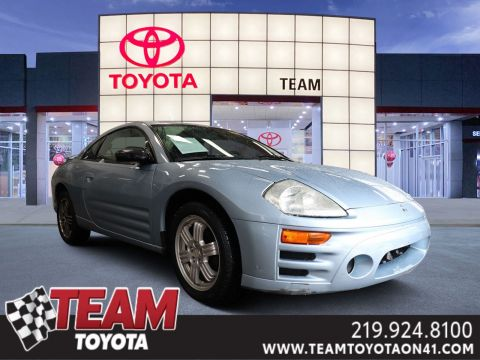 Pre-Owned 2003 Mitsubishi Eclipse RS